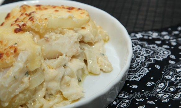 Bacalhau com Batatas Especial