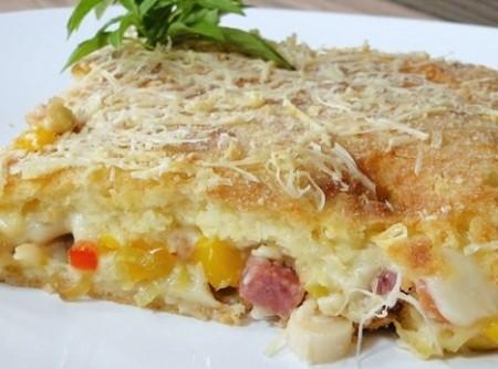 Torta Salgadinha