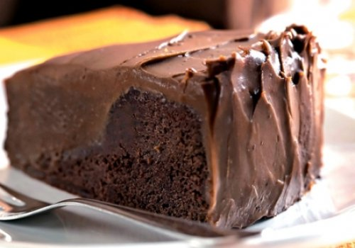 Torta de chocolate maltado