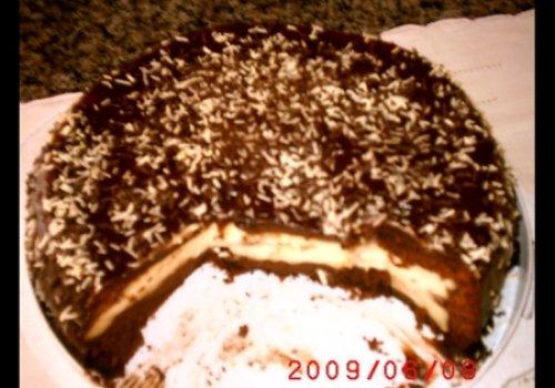 Bolo Bomba de chocolate