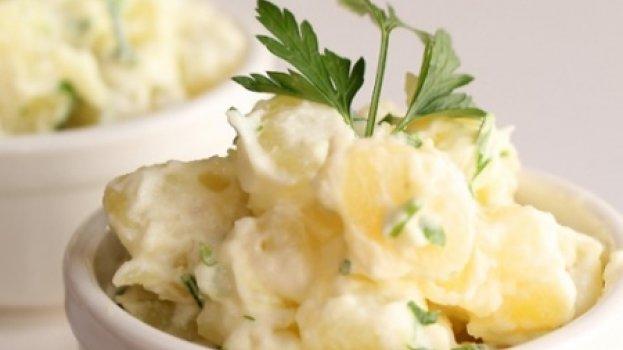 Salada de Batata sem Maionese