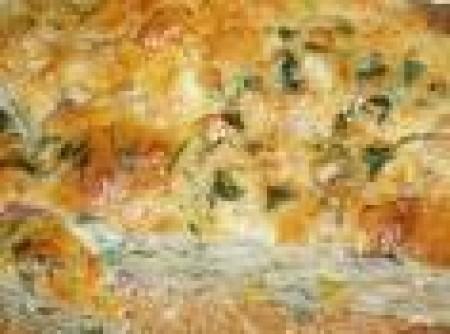 Souflê de Legumes com Mussarela