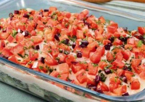 Filés de peixe à provençal