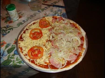 Massa Pizza Italiana