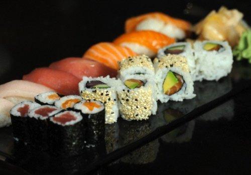 23 Tipos de Sushi