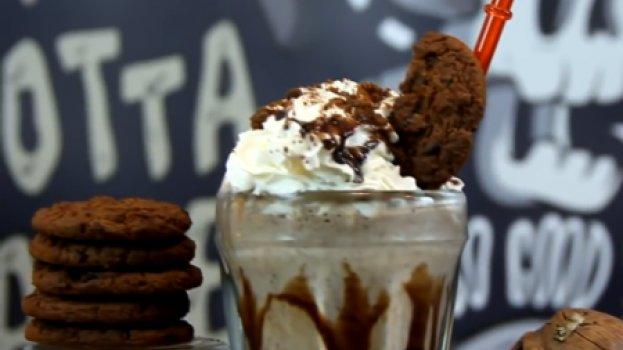 Milkshake de Cookies