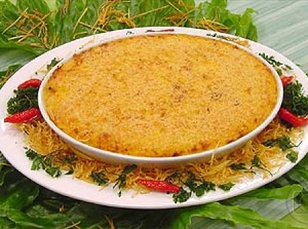 Torta de Mandioca Básica