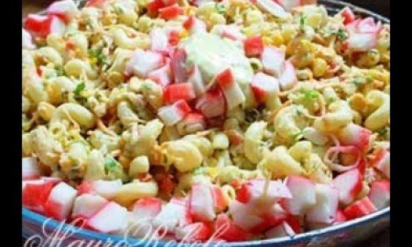 Salada de Macarrão Especial
