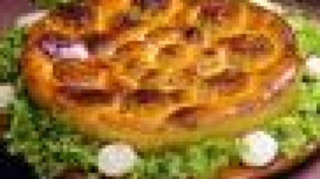 Torta de Quinoa Real com Brócolis