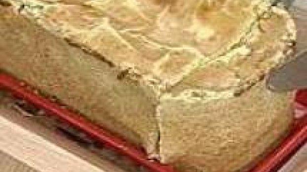 Torta de Frango com Massa de Empada
