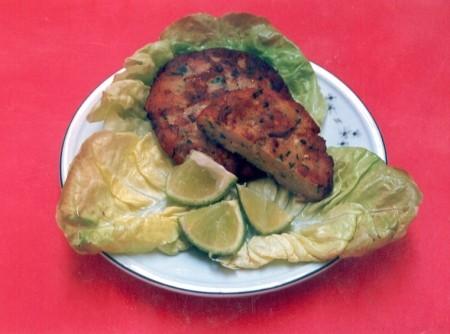 Hambúrguer de Peixe