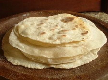 Tortilhas de farinha de trigo | Dania Soares