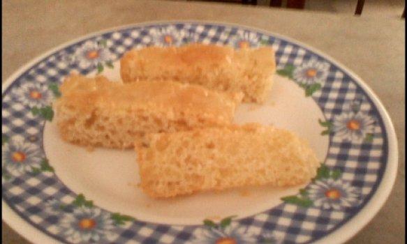 Pão de Forma da dona Mercedes