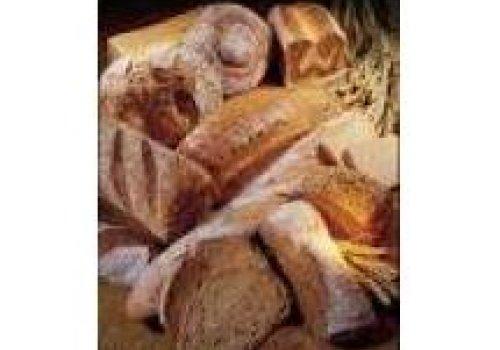 Pão integral de mistura