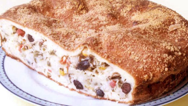 Torta de Legumes no Liquidificador