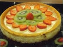 Cheesecake de frutas | Luiz Lapetina