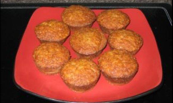 Muffins de Bananas