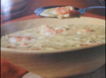Camarâo com Batata