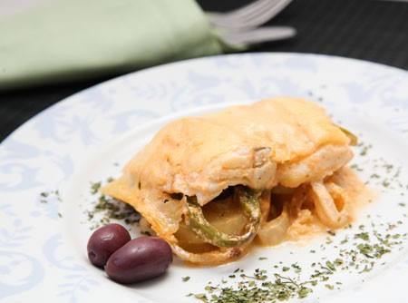 Bacalhau à Moda do Porto
