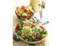 Salada Imperial com Molho de Alcaparras | Luiz Lapetina