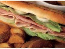 Sanduiche Croque Monsier Light   Luiz Lapetina