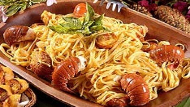Spaghetti All`Aragosta