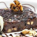 Brownie de Chocolate com Nozes