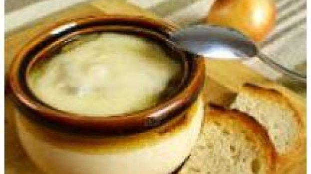 Sopa Cremosa de Palmito