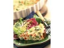 Soufle de Atum com Brócolis