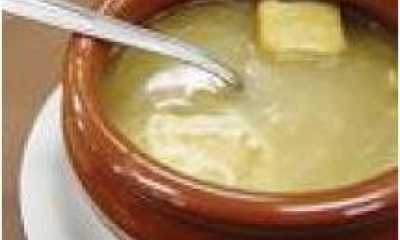 Receitas de sopas macrobiótica