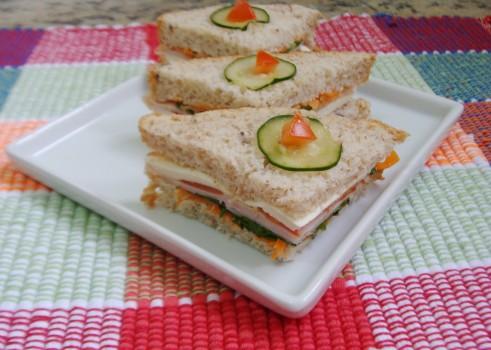 Sanduíche Natural da ABIMA