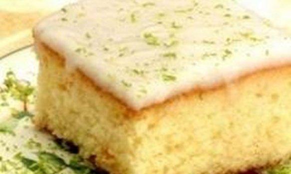 Pão de Ló de Limão