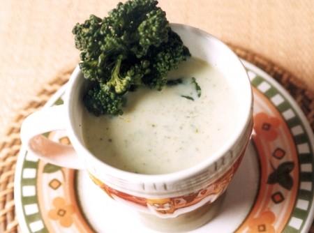 Sopa de Brócolis | CyberCook