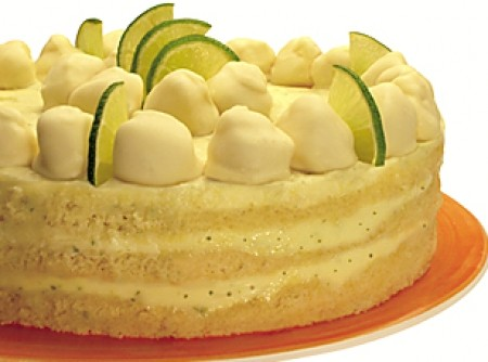 Torta Trufada de Limão