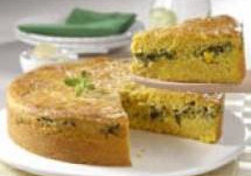 torta vegetariana da horta