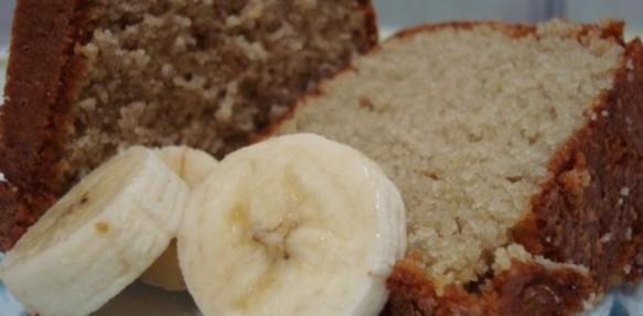 Bolo de banana 10