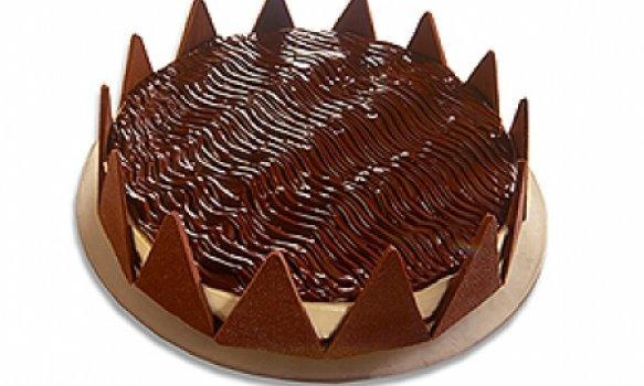 Torta Sorvete Garoto