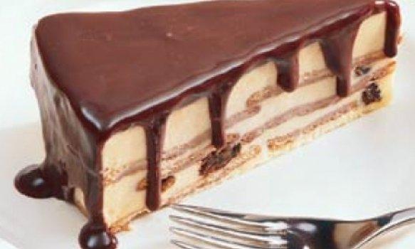 Torta Alemã com Bolacha Maisena