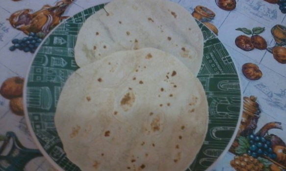 Tortilhas, Wrapps e Mini Pizza