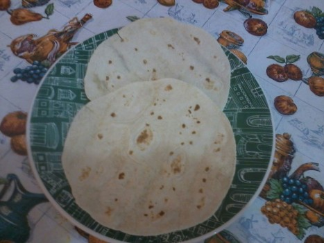 Tortilhas, Wrapps e Mini Pizza