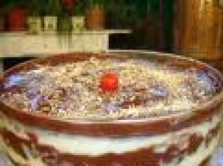 Trufa fácil de coco | luciana santos funchal