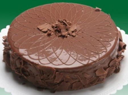 Torta Gelada de Chocolate com Doce de Leite | Angelo Masatoshi Kawakami