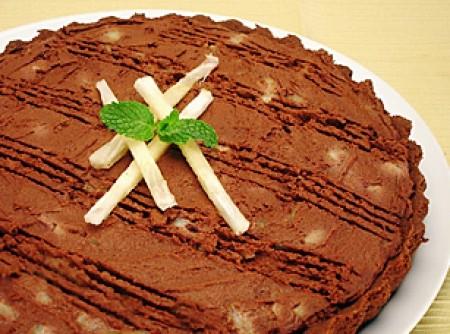 Torta Trufada de Abacaxi