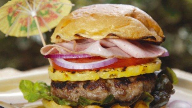 Luau Burger