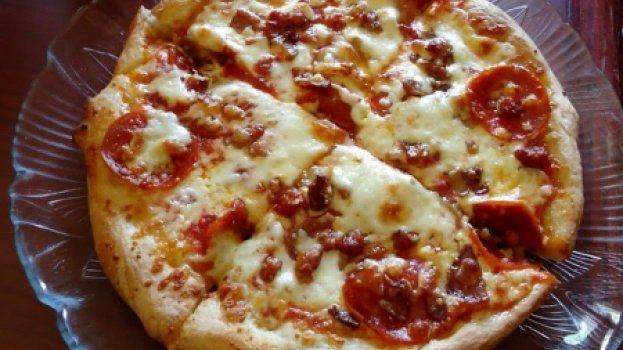 Pizza Brotinho de Pizzaria