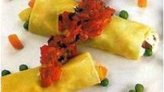 Caneloni de Legumes