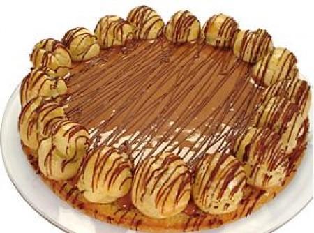 Saint-Honoré de Chocolate | MARCIA VALIAS