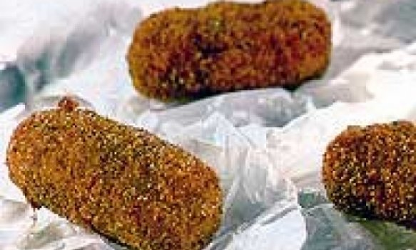 Croquete de salmaão
