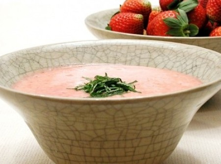 Sopa de morango | Sergio Paulo Magni de Almeida