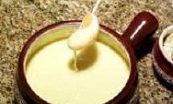 Fondue de Chocolate Branco Simples